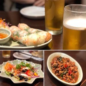 タイ料理「バーン・リムナーム」で同窓会 PART2