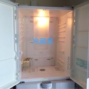年末の大掃除始めました 〜 冷蔵庫