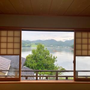 夫と2人で温泉旅行 ①〜 久美浜『碧水御苑』