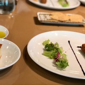 「ザ ミツイホテル 京都」でランチ