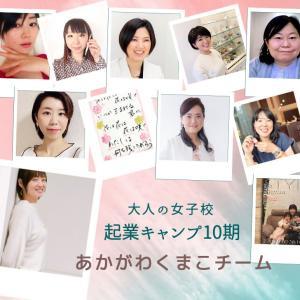 《メンバー紹介》あかがわくまこチーム/起業キャンプ10期