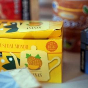 🇮🇹イタリア・マントヴァ のカボチャハウスの朝食