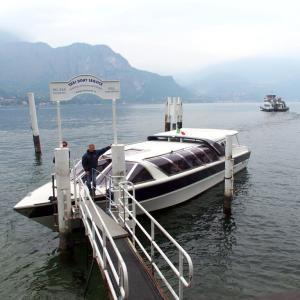 イタリア・コモ湖 ベッラージョそぞろ歩き