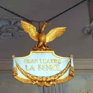 イタリア・ ヴェネツィア   ♪ フェニーチェ 劇場 ♪