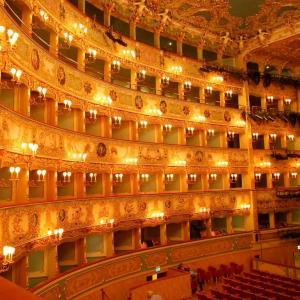イタリア・ ヴェネツィア ✨フェニーチェ 劇場見学♫ ワルツ