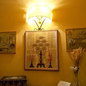 イタリア・ラヴェンナ  宮殿のようなお屋敷にお泊まり♫