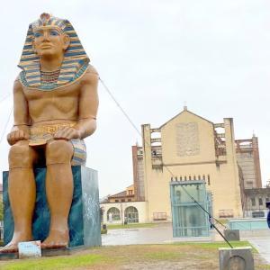 イタリア・ヴェローナ エジプト人もギョッ!?