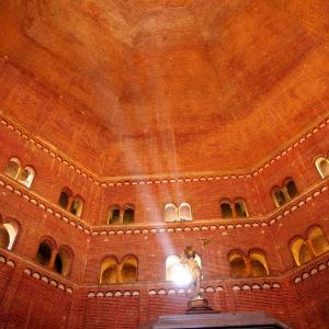 イタリア クレモナ 八角形ロマネスク様式