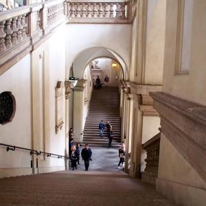 イタリア・ミラノ たどり着いたブレア絵画館