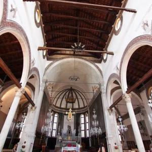 イタリア・ ヴェネツィア ムラーノ島の教会 ⛪️
