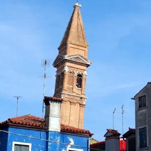 イタリア・ヴェネツィア ブラーノ島のカップル✨💖✨