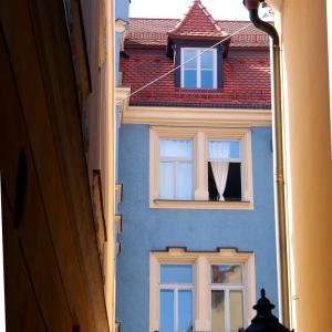 ドイツ:レーゲンスブルク 旧市街地のきらめき💕