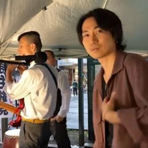 平塚正幸の国民主権党オータムツアー初日に無事ハプニングが発生してしまう@宮城クラスターデモ