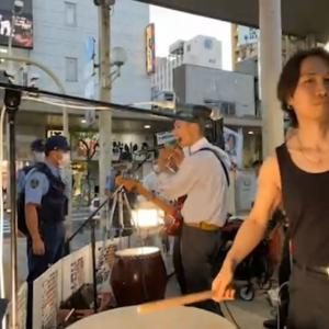 平塚正幸の青森クラスターデモにも警察が押し寄せる@国民主権党オータムツアー2021