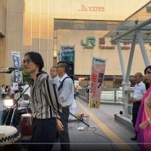 【悲報】平塚正幸の国民主権党オータムツアー、無事フィナーレを迎えてしまう@群馬クラスターデモ