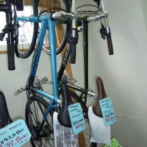 ジャイアントの上級クロスバイク・エスケープRディスク