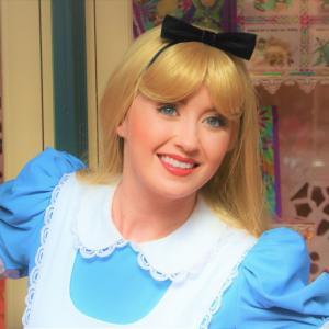 初めてフリグリのアリスを見たかも!!