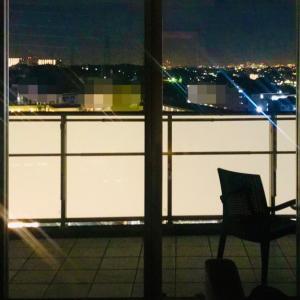 自宅からの夜景が好き