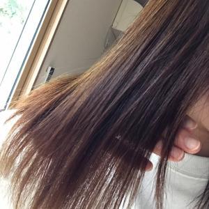 ジョバンニのヘアセラムで艶髪にっ!!!