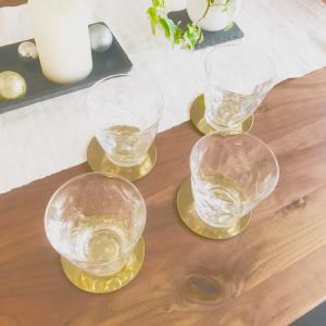 やっぱりコレが良い!!セリアで買い足したグラス