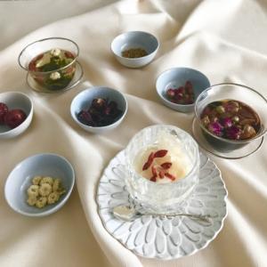 【お知らせ】9/10 豊中Sobaeにて中国茶と薬膳を楽しむお稽古