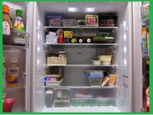 「やせる冷蔵庫」っていうネーミングが面白い