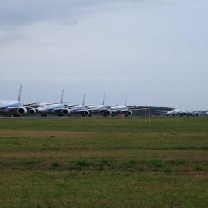 10月12日の新千歳空港にて・・・