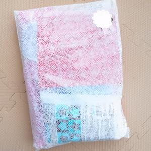 オーガニック布ナプキン『nunona』の商品が届きました!