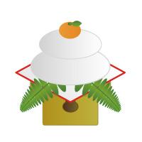 木製鏡餅が可愛すぎる!お正月のインテリアに!
