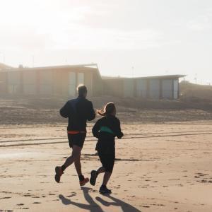 人生で遠くまで行くためにはスロージョギングの速度が一番良い。