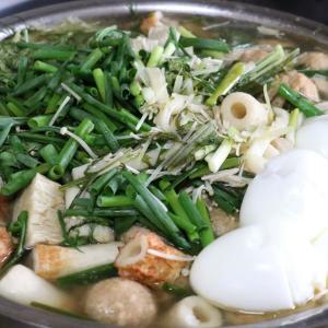 今日の昼飯と晩飯「煮込みうどん」