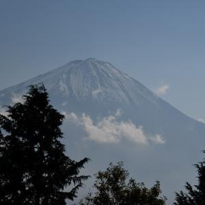 足和田山登山