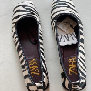 ママ友が驚いたZARAの靴
