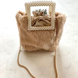 可愛すぎて一目惚れしたZARA のバッグ