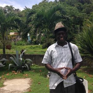 ジャマイカの人々 1:私のガードマン Michael☆