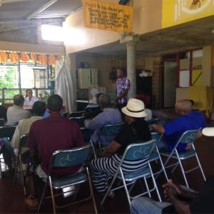 活動日記5:ジャマイカのMeeting