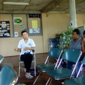 活動日記4:コミュニティ会議参加と珈琲