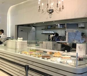 元は港区の小さな洋菓子店!ニューヨークから来た「レディM」☆Cafe Explore 36 Lady M in IFC, Central