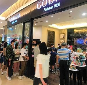 香港名物!榮華のワイフ・パイと、父の日セール☆Hong Kong's Traditional Pastry Wife Cake at Wing Wah