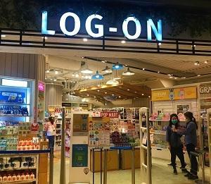 おもしろいものが見つかる!おしゃれ雑貨店「LOG-ON」☆LOG-ON in Hong Kong