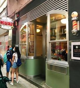 家族連れにおすすめ!中環のアメリカン・ダイナー「Burger Circus」☆Burger Circus on Hollywood Road in Central, Hong Kong