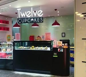 シンガポールから来た有名なカップケーキ「Twelve Cupcakes」☆Twelve Cupcakes in Hong Kong