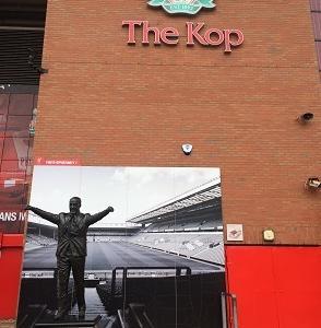 一生に一度は行ってみたい?イギリス・リヴァプール☆Liverpool Anfield Stadium in United Kingdom