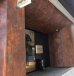 香港カフェ巡り30 尖沙咀のブティックホテルで朝ごはん☆Cafe Explore 30 Page Common in Tsim Sha Tsui
