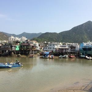 運が良かった?タイオーのピンクドルフィン・ウォッチング☆Pink Chinese White Dolphins Watching in Tai O