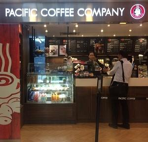 香港カフェ巡り31 香港で一番の景色!香港発のこだわりコーヒー「太平洋咖啡」☆Cafe Explore 31 Pacific Coffee at The Peak