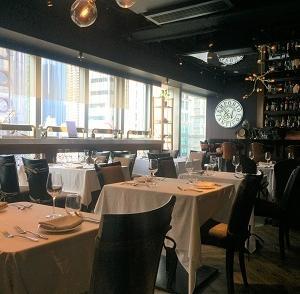灣仔の隠れ名店!ファインダイニングで静かに味わうイタリアン・ランチ☆Emporio Antico Fine Dining in Wan Chai