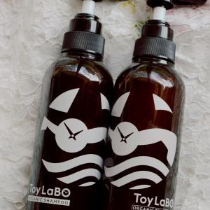 ToyLaBO オーガニックシャンプー&トリートメント