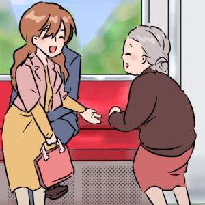 電車の乗車位置で感染確率が変わるという報道