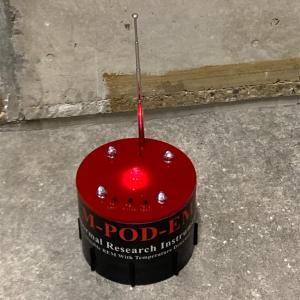 【米国産ゴーストハンティングガジェット】REM Podの概要及び調査方法に関するレポート